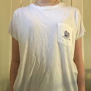 Vineyard Vines White t-shirt